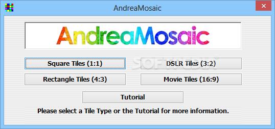 AndreaMosaic 3.36.0