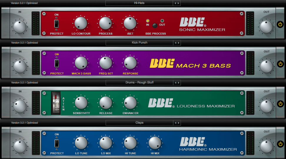 BBE Sound Sonic Sweet Optimized v 3.2.1