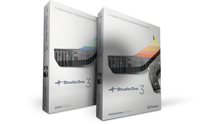PreSonus - Studio One 3 Professional 3.3.0