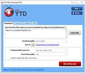 YTD Video Downloader Pro 5.8.3.0.1
