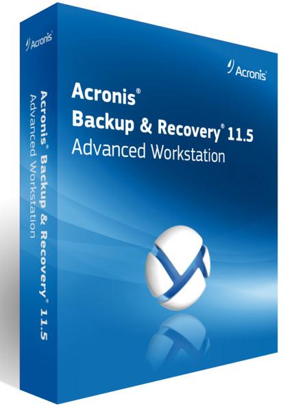 Acronis Backup Advanced 11.7.50064