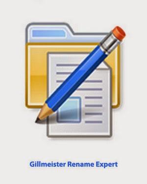Gillmeister Rename Expert 5.12.3