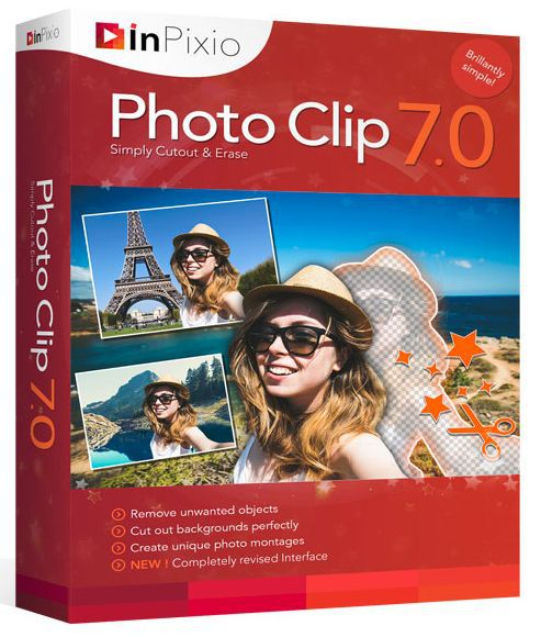 InPixio Photo Clip 7 Professional v7.05