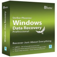 Stellar Phoenix Windows Data Recovery Professional v7.0.0.0