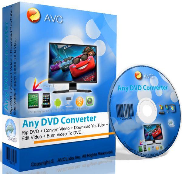 Any Video Converter Ultimate incl Keygen