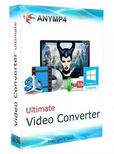 AnyMP4 DVD Converter v7.2.10