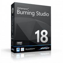 Ashampoo Burning Studio 18.0.4.15 Final + Patch Latest