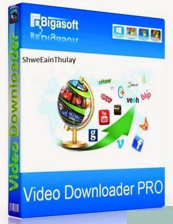 Bigasoft Video Downloader Pro 3.14.1.6285