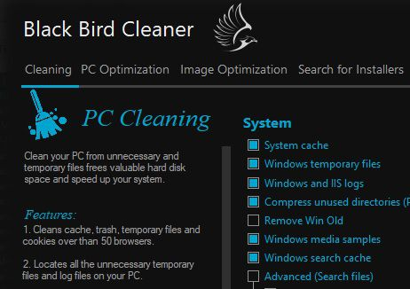 Black Bird Cleaner 1.0.0.4
