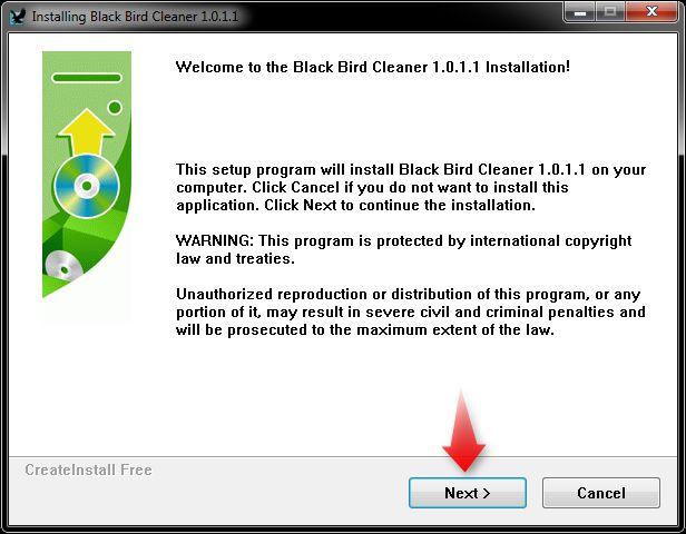 Black Bird Cleaner 1.0.1.1