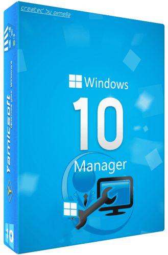 Yamicsoft Windows 10 Manager v2.0.9 Final