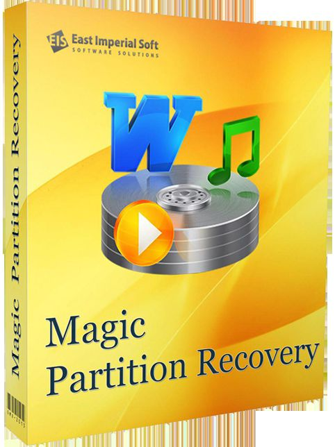 Magic Partition Recovery 2.6 от 11.04.2017