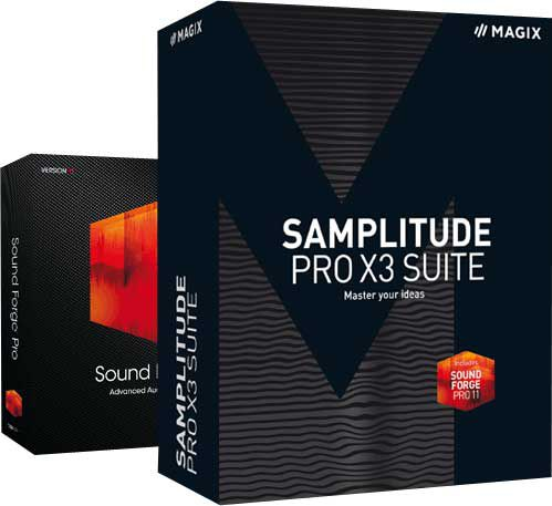 MAGIX Samplitude Pro incl patch full version download