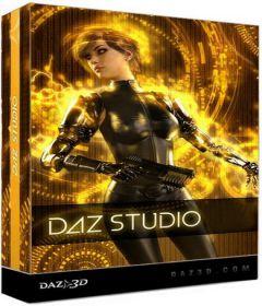 Daz Studio 4.9.4.122
