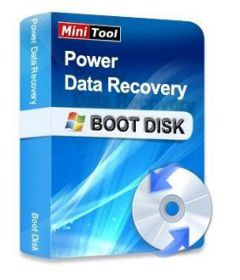 MiniTool Power Data Recovery 7.5.0.0 incl