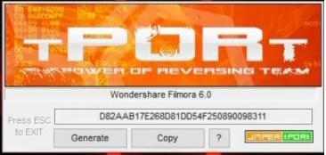 Filmora Keygen Serial Number Activator