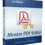 Master PDF Editor 4.3.82 + keygen