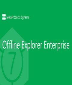 MetaProducts Offline Explorer 7.5.4610