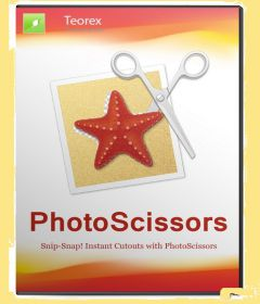 TeoreX PhotoScissors 4.0