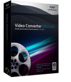 Wondershare Video Converter Ultimate 10.2.1.158