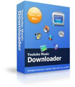YouTube Music Downloader 9.6.6 incl Crack