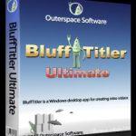 BluffTitler Ultimate 13.7.0.1 + Portable + License