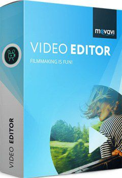 Movavi Video Editor Plus incl Patch
