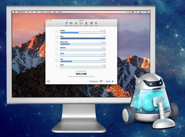 MacCleanse 6.0.8 Crack MacOSX free download