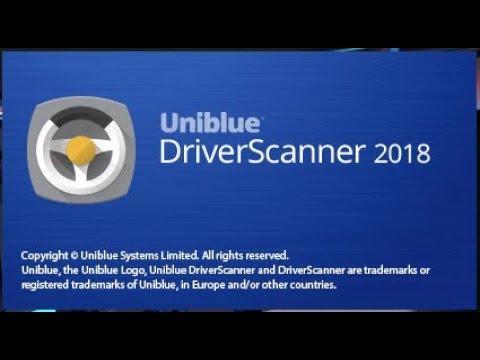 DriverScanner Crack 2018 4.2.1.0 incl Serial Key