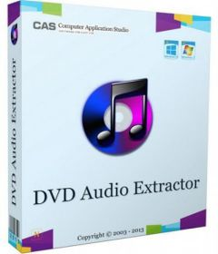 DVD Audio Extractor v7.6.0