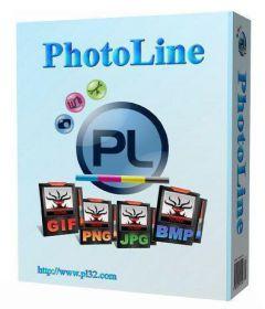 PhotoLine v21.00 incl Patch