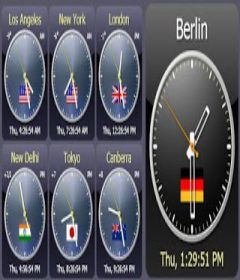 Sharp World Clock incl keygen full version download