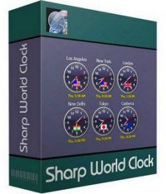 Sharp World Clock 8.4.4