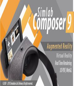 SimLab Composer v8.2.7 + patch