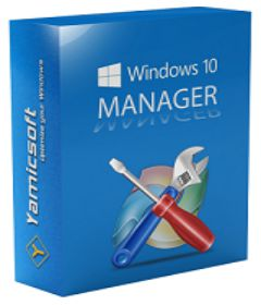 Windows 10 Manager 2.3.2 + keygen