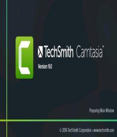 Camtasia Studio 2018.0.4 Build 3822 + patch