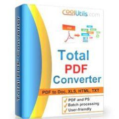 Coolutils Total PDF Converter 6.1.0.155
