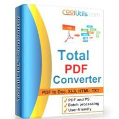 Coolutils Total PDF Converter 6.1.0.155 + Portable + key