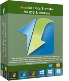 SynciOS Data Transfer 2.0.0 + patch