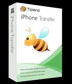 Tipard iPhone Transfer Ultimate 8.2.32
