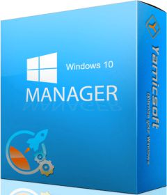 Windows 10 Manager 2.3.5 + keygen