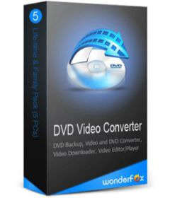WonderFox DVD Video Converter 16.1 + keygen