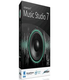 Ashampoo Music Studio 7.0.2.5 + patch