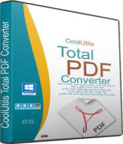 Coolutils Total PDF Converter 6.1.0.160 + key