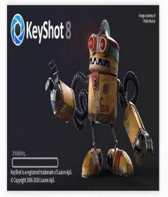 Luxion Keyshot Pro 8.0.247 + patch + keyshot