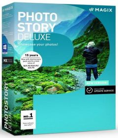 MAGIX Photostory Deluxe 2019 v18.1.1.53 incl Patch