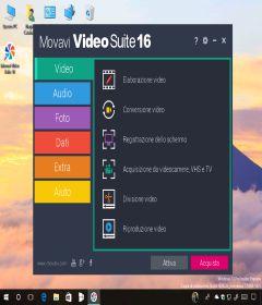 Movavi Video Suite 18.0.1 + patch