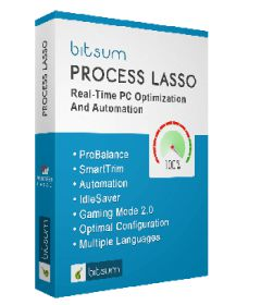 Process Lasso Pro 9.0.0.502 Final + x64 + Portable + Activator