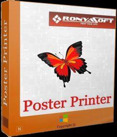 RonyaSoft Poster Printer 3.2.18 + key