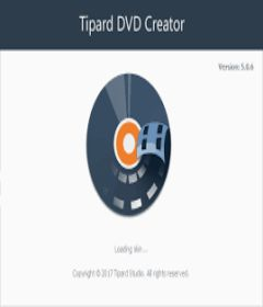 Tipard DVD Creator 5.2.16 + patch